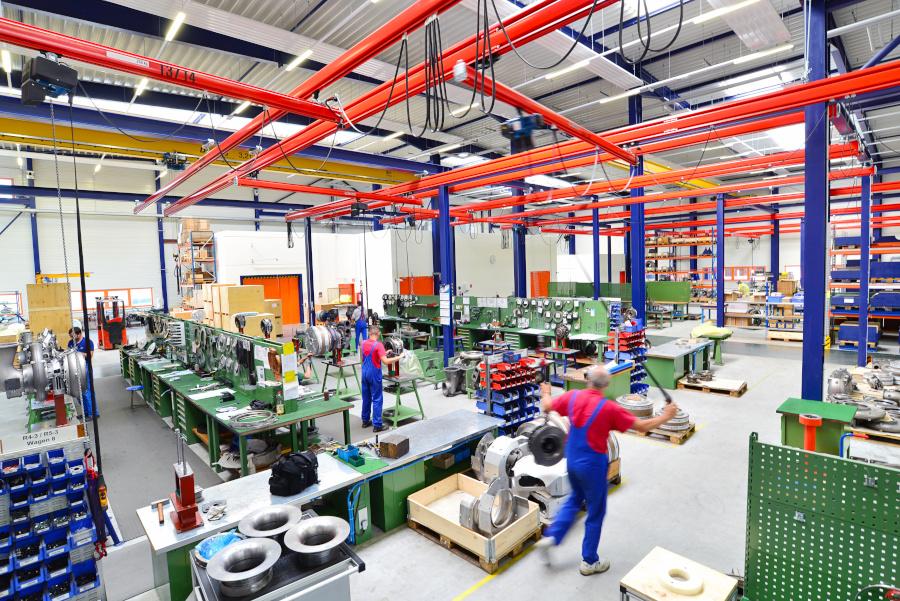 Produktivitätssteigerung von Maschinen – OEE und schnelles Rüsten