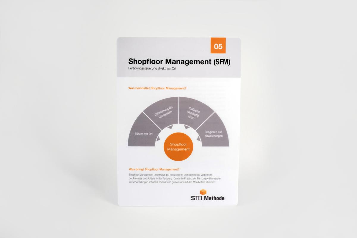 Pocket Guide: 05 - Shopfloormanagement